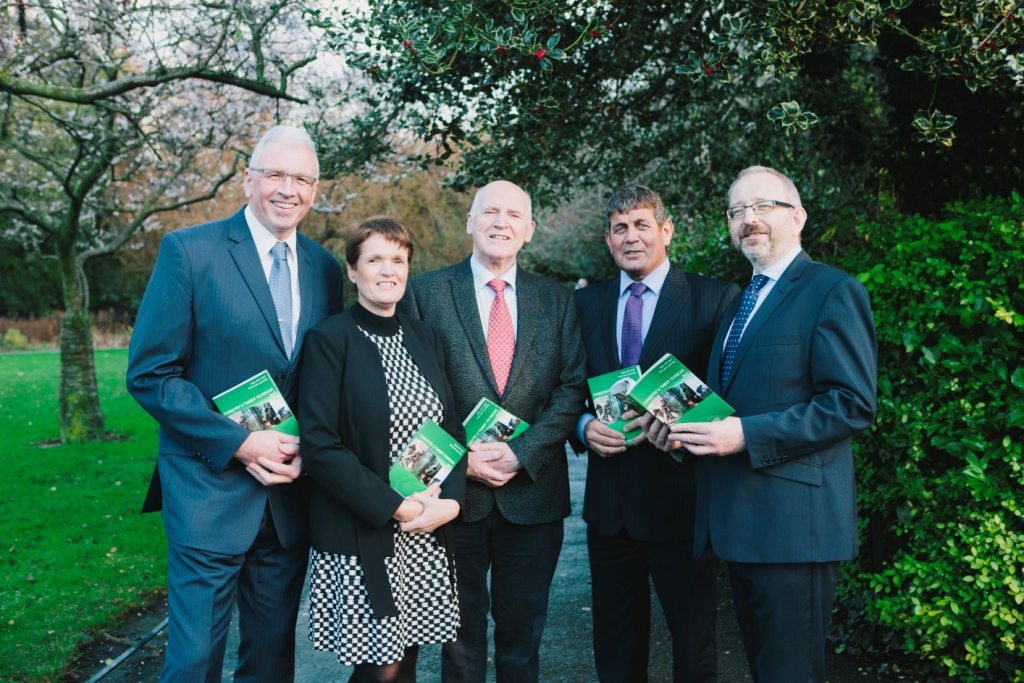 Launch of the 2017 ITGA Forestry & Timber Yearbook