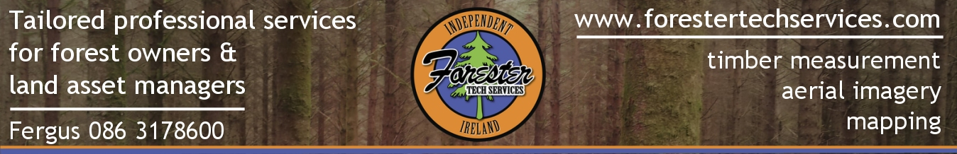 Forester Tech Services for forest owners and land asset managers