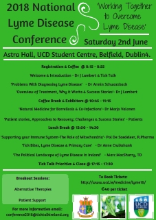 Lyme Disease Conference 2018