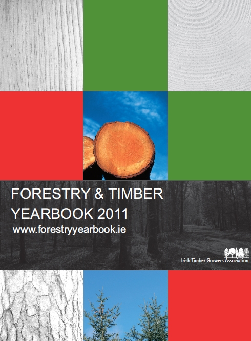 Cover Image of the 2011 Forestry & Timber Yearbook