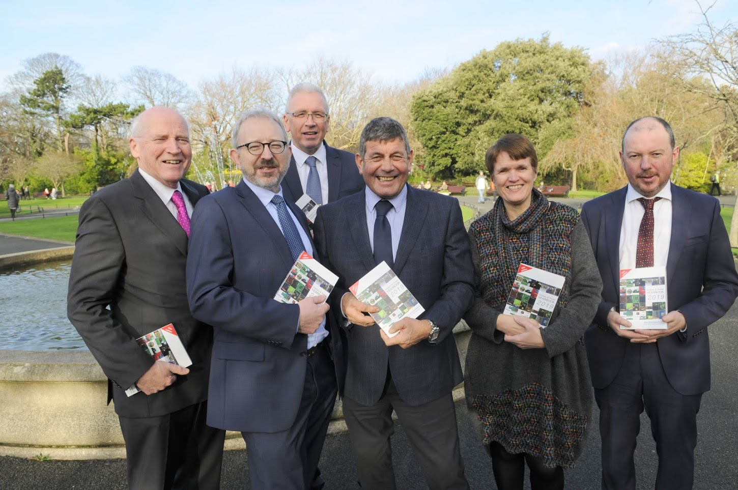 Launch of the 2019 Forestry Yearbook
