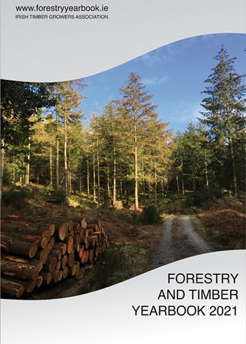 2021 Forestry Yearbook Cover