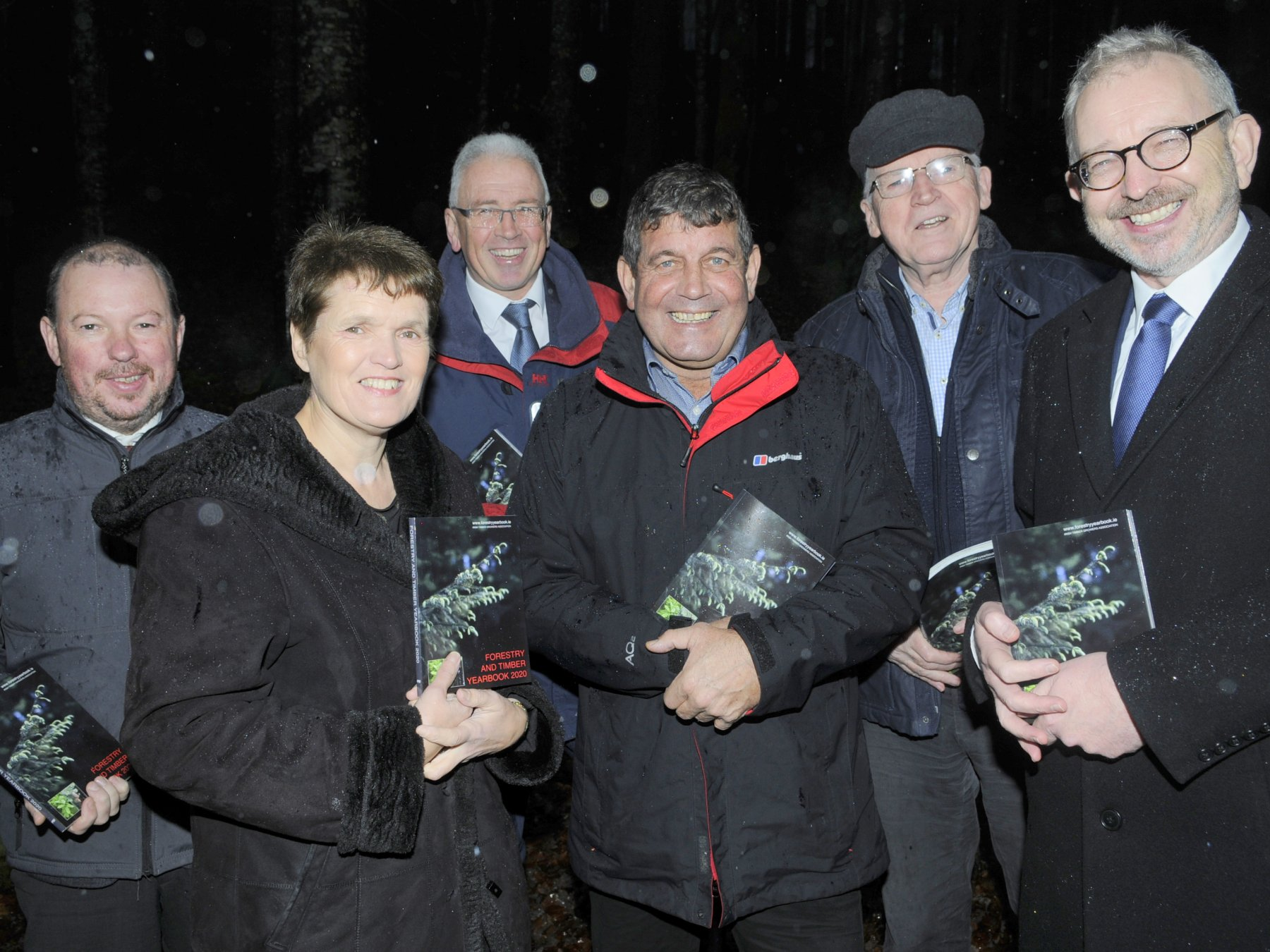 Launch of the 2020 Forestry Yearbook
