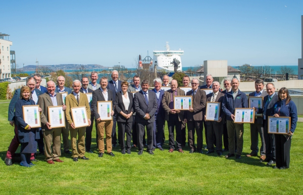 Forest Certification Group Certs awarded to two Forestry Groups 30th April 2018