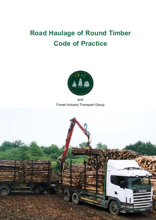 Road Haulage Code of Practice