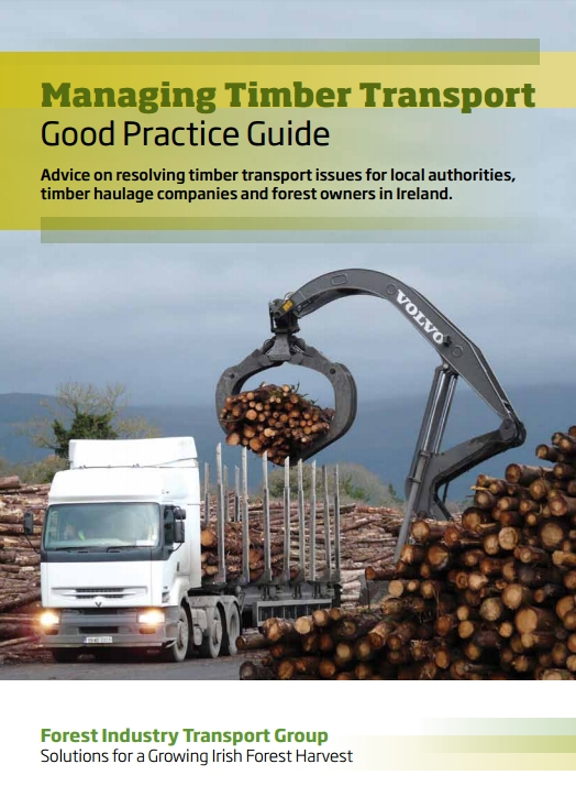 Managing Timber Transport - Good Practice Guide