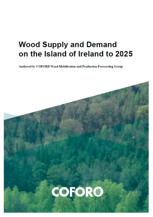 Wood Supply and Demand on the Island of Ireland to 2025