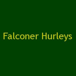 Falconer Hurleys