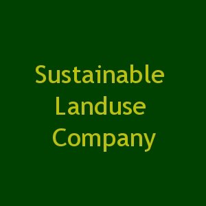 Sustainable Landuse Company