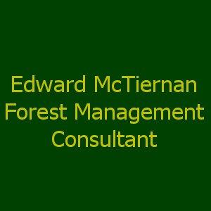 Edward McTiernan Forest Management Consultant
